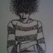 Phil Lynott  Art Print