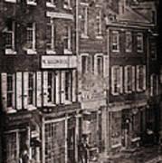 Philadelphia 1843 Art Print
