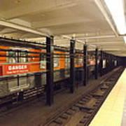 Philadelphia Broadstreet Subway Art Print