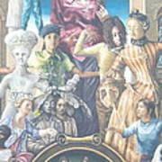 Philadelphia Wall Painting Art Print