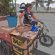Philippines 934 Balut Art Print
