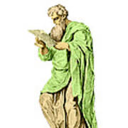 Philippos Of Acarnania, Physician Art Print