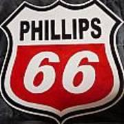 Phillips 66 Art Print