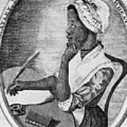 Phillis Wheatley 1753-1784, The First Art Print