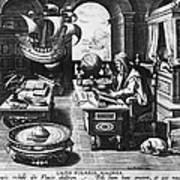 Philosopher, C1580 Art Print