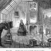 Photography, 1876 Art Print by Granger