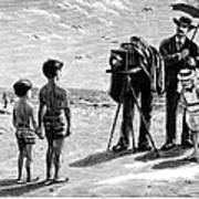 Photography, 1877 Art Print