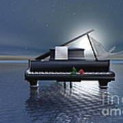 Pianissimo Art Print