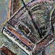 Piano Study 9 Art Print