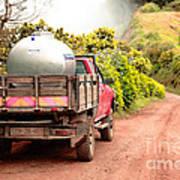 Pickup Truck Art Print