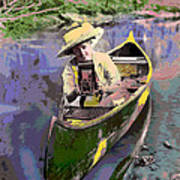 Picture Perfect Art Print by Charles Shoup