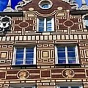 Picturesque Gdansk Art Print