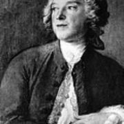 Pierre-augustin Caron De Beaumarchais Art Print