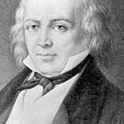 Pierre Jean De Béranger 1780-1857 Print by Everett