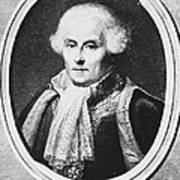 Pierre-simon Laplace, French Polymath Art Print by Omikron