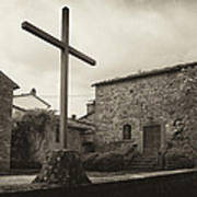 Pieve Di Santa Maria Alla Sovarra Art Print