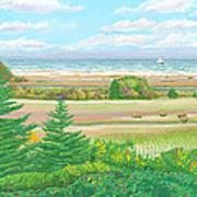 Pilgrim 2 Provincetown Art Print