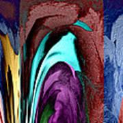 Pillar Art Print
