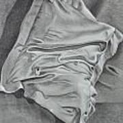 Pillow Talk Art Print by Patsy Sharpe