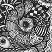 Pillows Art Print