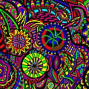 Pinball Anyone Art Print