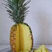 Pineapple Delight Art Print