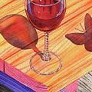 Pinot Noir Art Print