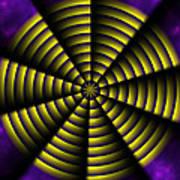 Pinwheel Art Print by Christopher Gaston