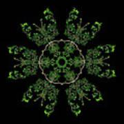 Pinwheel II Art Print