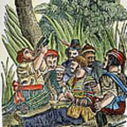 Pirate Crew Art Print