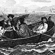 Pirates, 18th Century Art Print