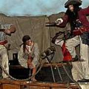 Pirates Of Peril Art Print