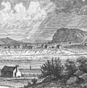 Pittsburgh, 1790 Art Print