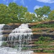 Pixley Falls Art Print