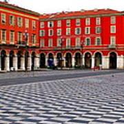Place Massina Art Print