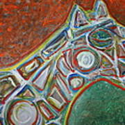 Place The Bet Ameri-go-round  Art Print by Shadrach Ensor