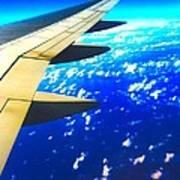 Plane Time Art Print
