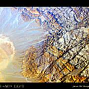 Planet Art Eight Poster Art Print