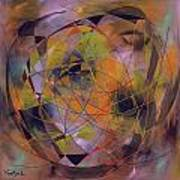 Planet Perspectives Art Print
