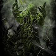 Plant Man Cometh Art Print