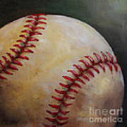 Play Ball No. 2 Art Print