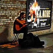 Play It Again Sam Art Print