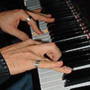 Play Me A Song Piano Man Art Print