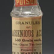 Poison Circa 1900 Art Print