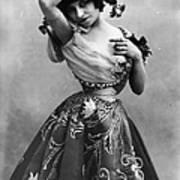Polaire Ca.1896 Art Print