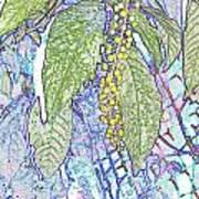 Polke Salad Dreams Art Print