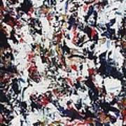 Pollock Art Print