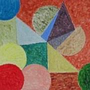 Polychrome Art Print