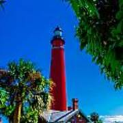 Ponce Inlet Lighthouse 1 Art Print