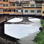 Ponte Vecchio 2 Art Print